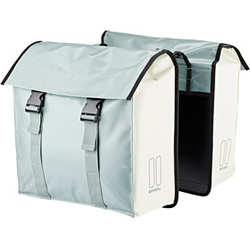 Basil Urban Load Alforja Doble 48-53l, chinois green/white